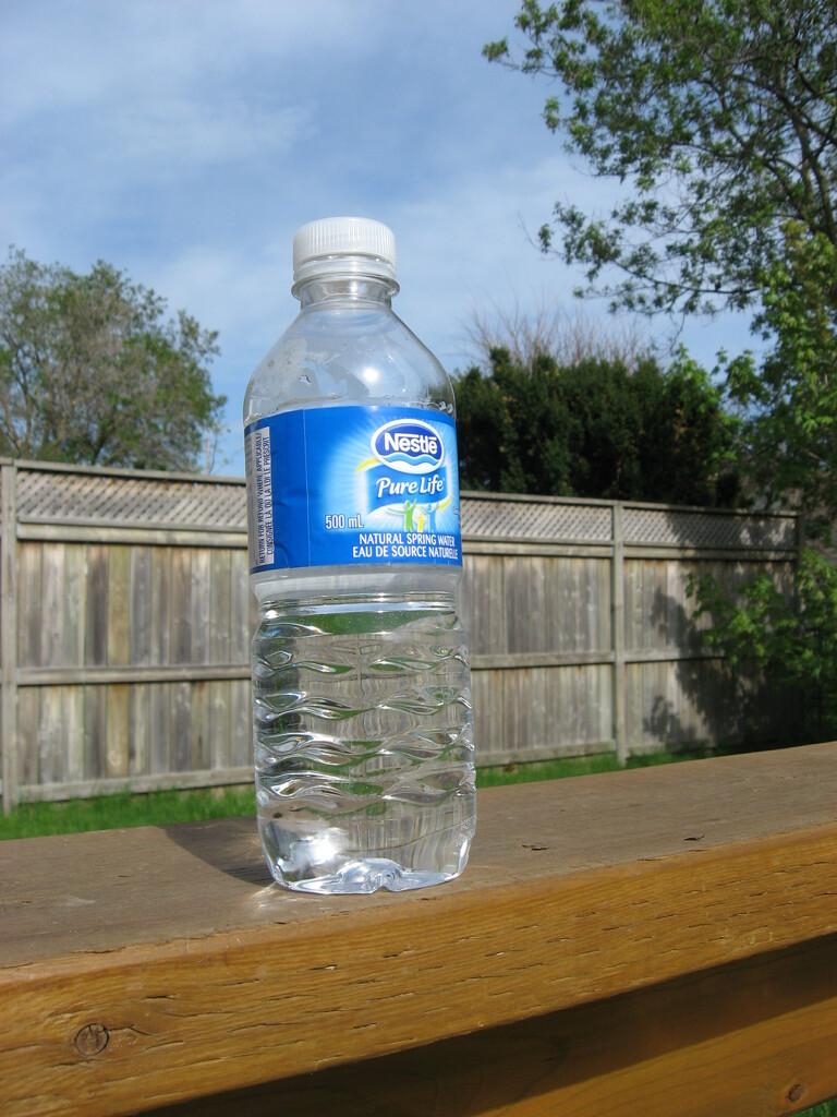 Drink #5: Water by spanishliz
