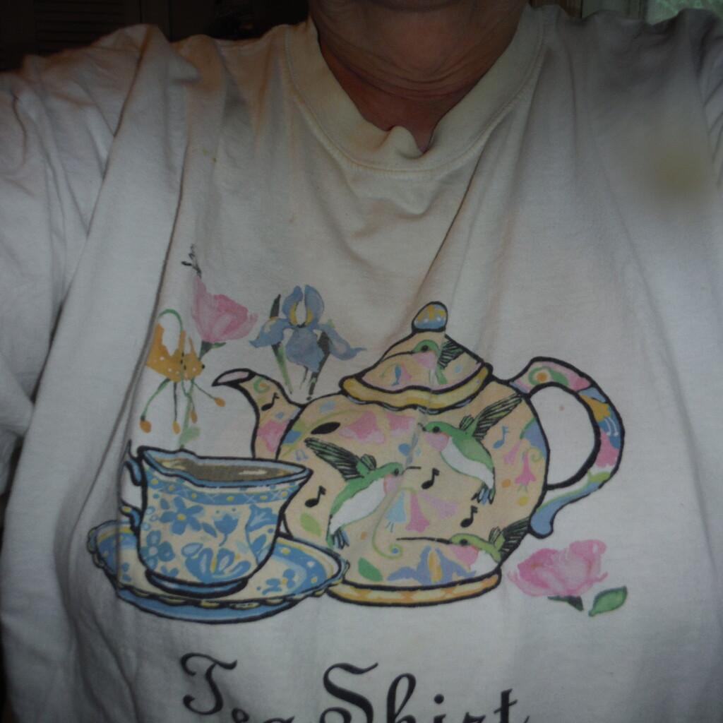 Drink #6: Tea by spanishliz