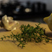 We have thyme...