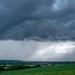 Storm Clouds over Rutland