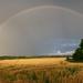Rainbow over Rutland