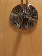 27th Apr 2021 - Kitchen tool: a spiral