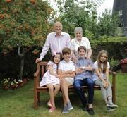 28th Jul 2021 - With the Grandchildren