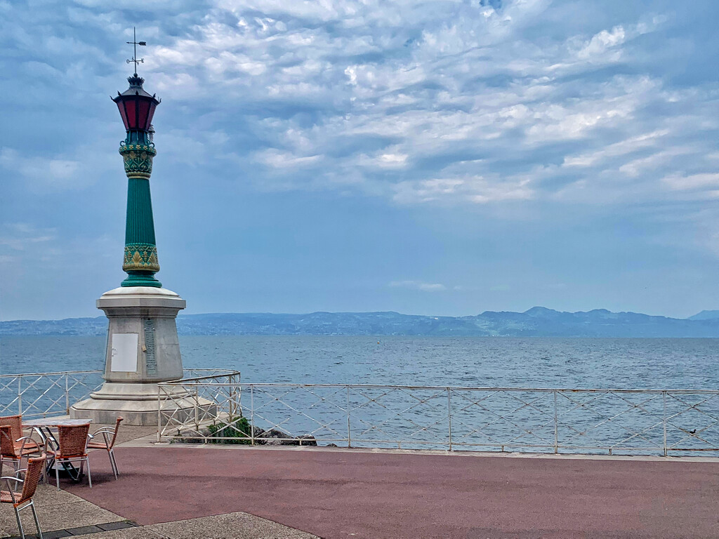 View from Evian.  by cocobella