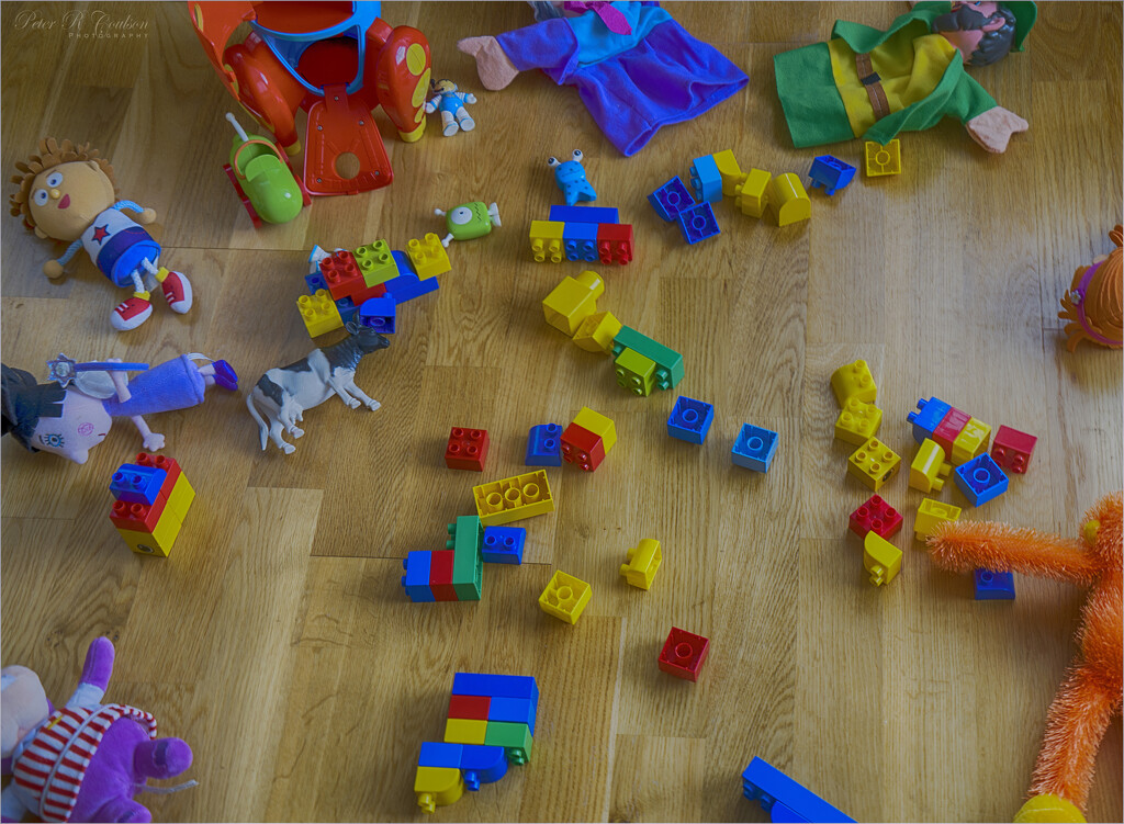 Playroom Floor by pcoulson