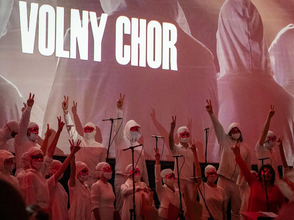 Free choir  by haskar