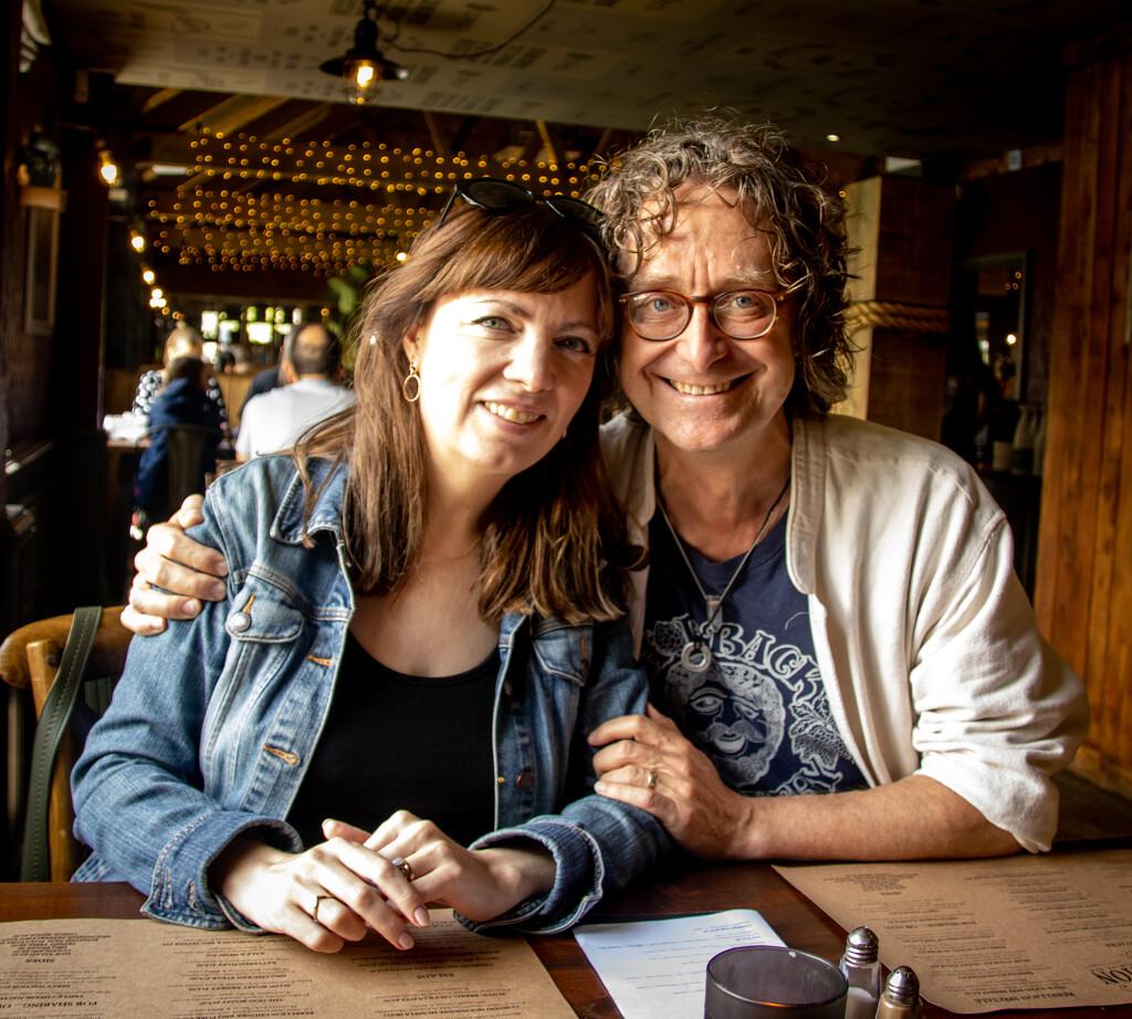 Sue and Drew by swillinbillyflynn