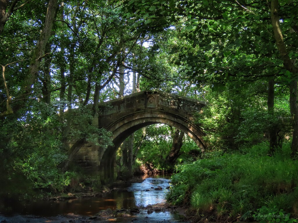 Westerdale bridge by craftymeg