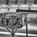 Drum Waits for Its Audience