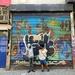 Street art and soul food