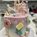 Pastel Party cake class