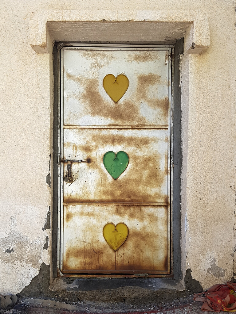 Omani Door #31 by clearday
