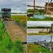 Some of the funny signs at Skippool Creek, the place to go to photograph derelict boats and piers!