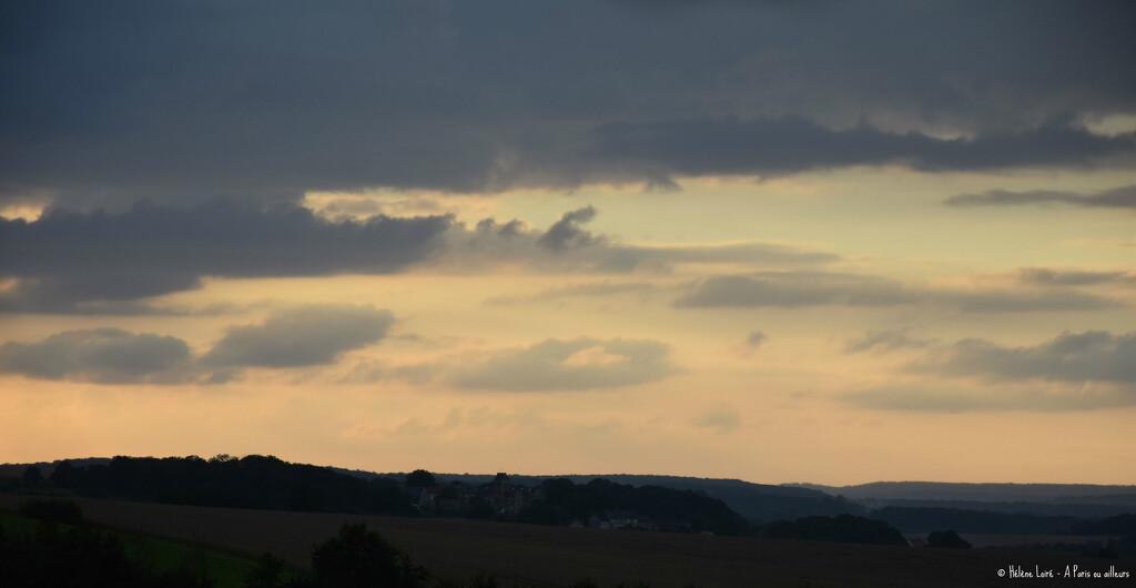 July 21th' last sunset  by parisouailleurs