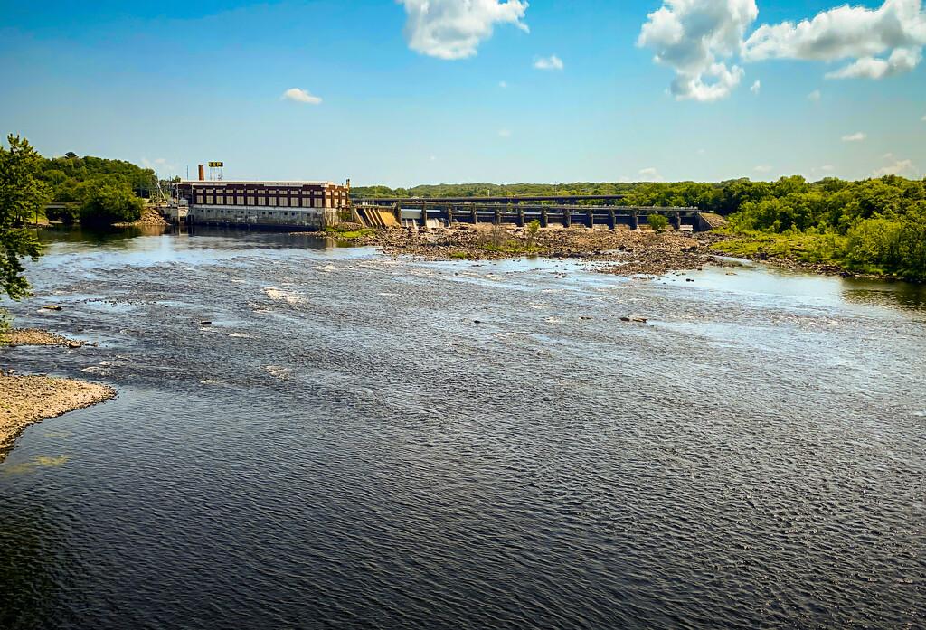 NSP Dam by jeffjones