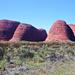 Brown Domes, Mauve Domes