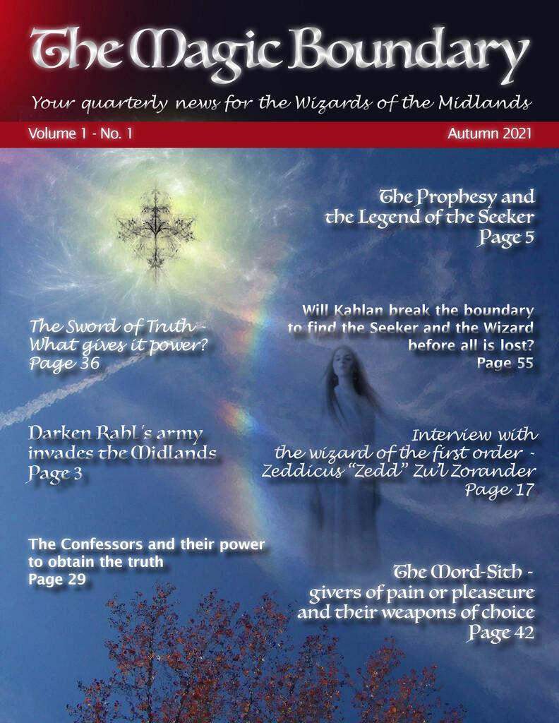 The Magic Boundary... by marlboromaam