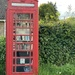 Phone box library  by cafict