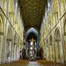 Peterborough Cathedral. by tonygig