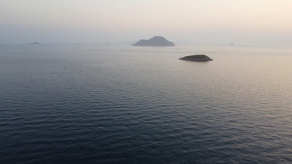 Sea soft sundown by framelight_byasli