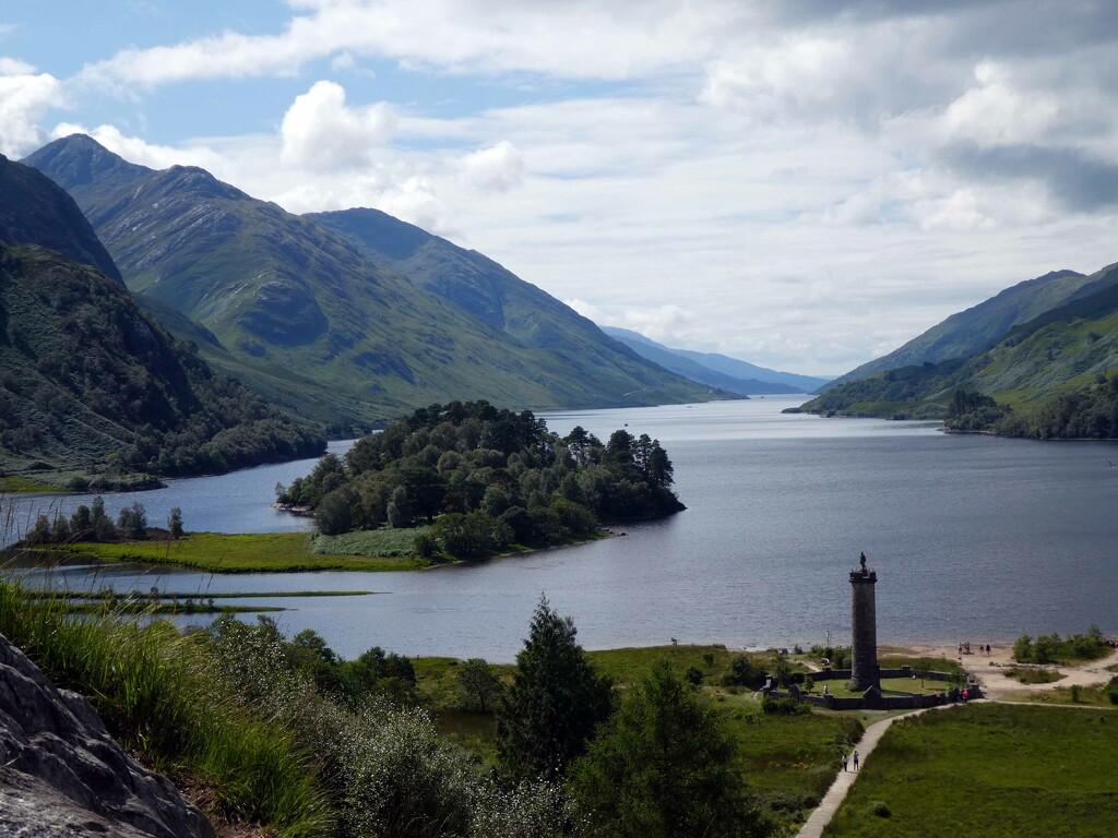 Loch Shiel by cmp