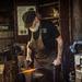 The Blacksmith by farmreporter