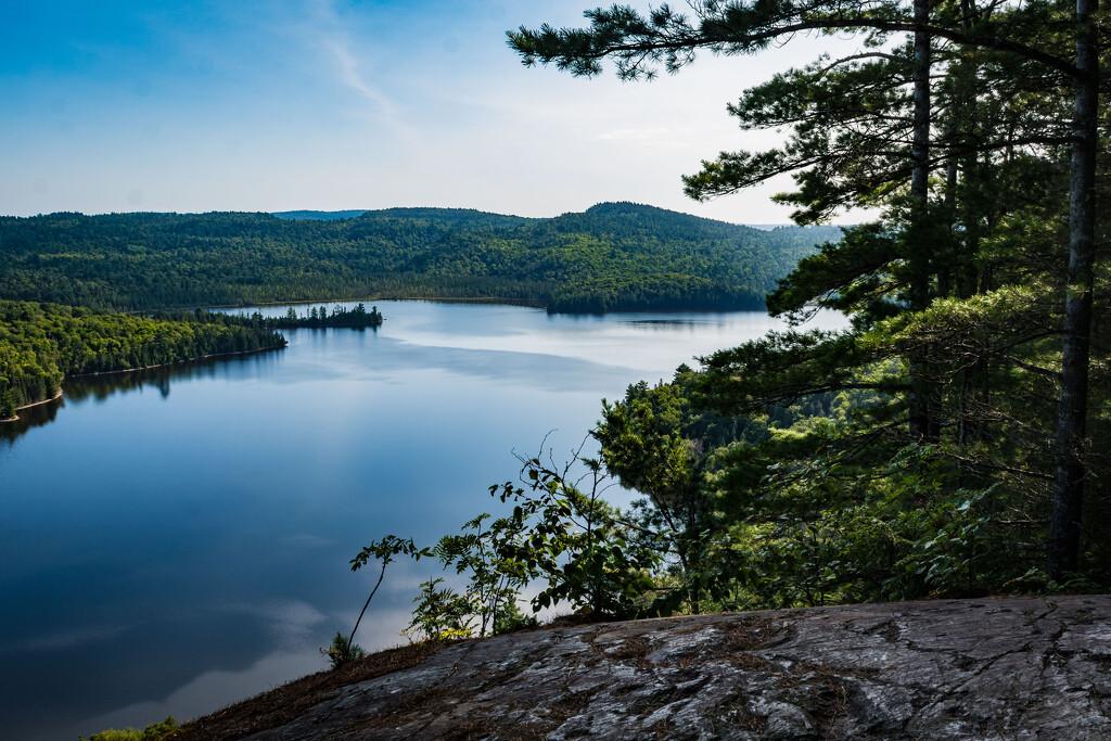 Helenbar Lake, Mississagi Provincial Park by mgmurray