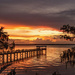 Tonight's Sunset, Similar to Last Night's! by rickster549