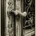Decorative door handle  by haskar
