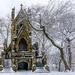 Dexter front in snow by cdonohoue
