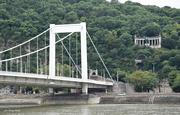 17th Jul 2021 - The meeting of the Elizabeth Bridge and Gellert Hill