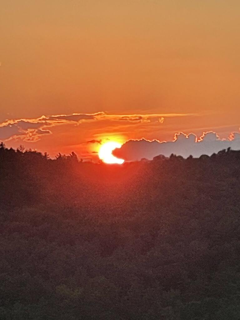Summer sunset by dianen