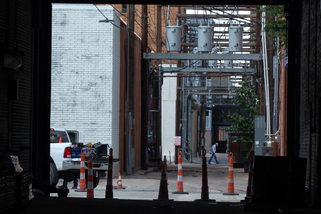 Abilene Alley by johnnychops