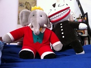 13th Jan 2011 - Babar's Nightmare Before Christmas