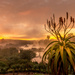 Sunrise over Breede River by mv_wolfie