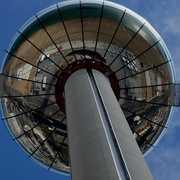 1st Sep 2021 - The i360 in Brighton East Sussex