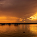 Sunset, as the Rain Clears Out! by rickster549