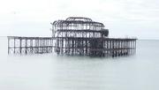 2nd Sep 2021 - Brighton west pier