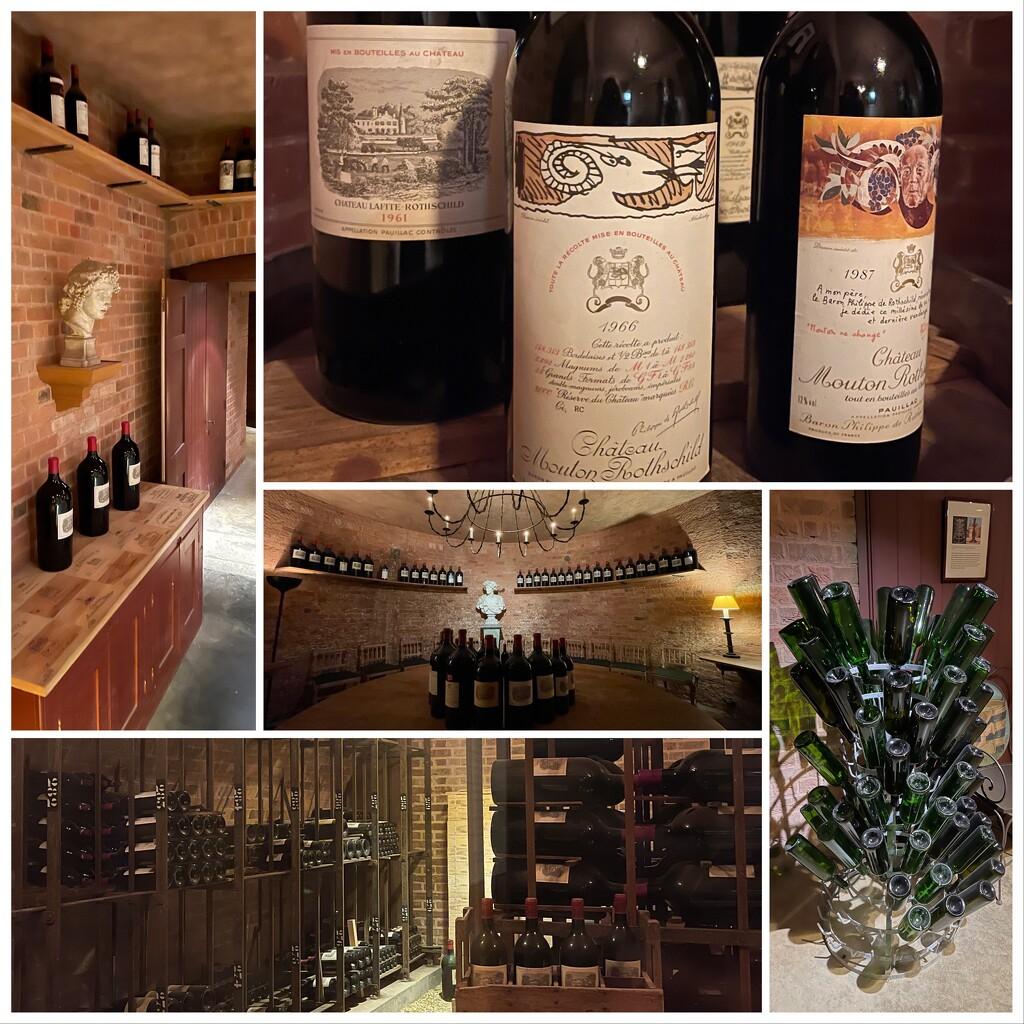 Wine cellar by tinley23