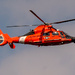 Coast Guard Helicopter Cruising the Skies! by rickster549