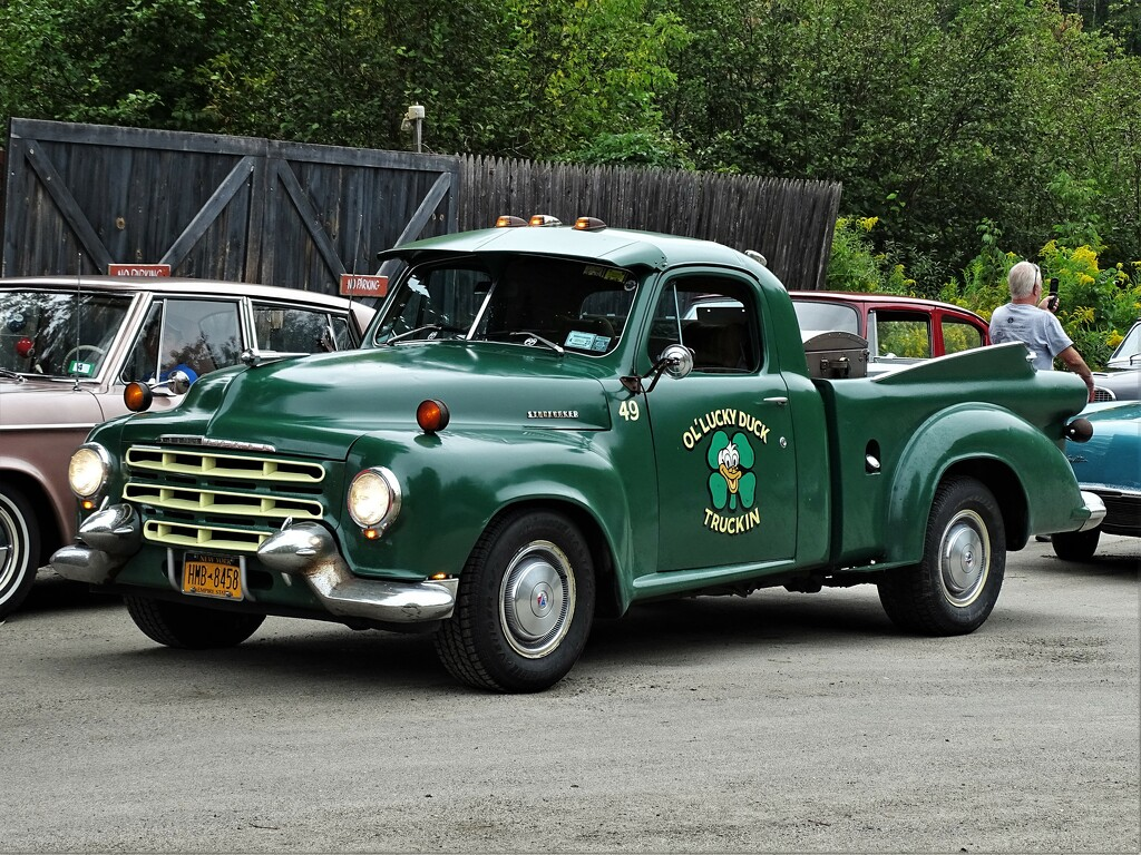 Studebaker at Vermont Country Store by brillomick