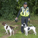 Police Search Dogs