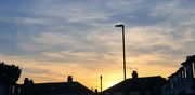 5th Sep 2021 - Palmers Green Sunset