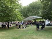 5th Sep 2021 - Music in the park
