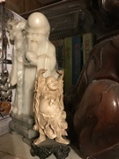 5th Sep 2021 - Long life and laughing Buddhas