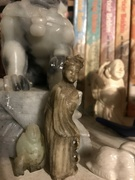 4th Sep 2021 - Jade Buddha and Kichijoten