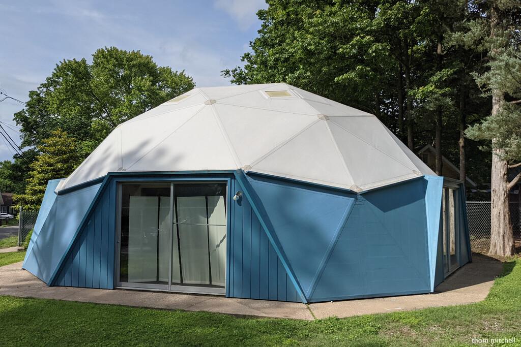 Buckminster Fuller home by rhoing