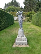 6th Sep 2021 - At the Rose Garden, Drum Castle
