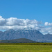 Even Simonsberg had a dusting of snow by ludwigsdiana