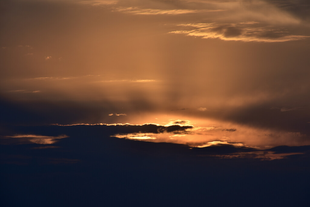 Sunset by casablanca